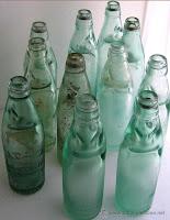 botella de canica