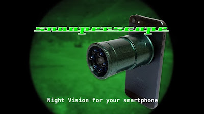 Snooperscope Night Vision Pic