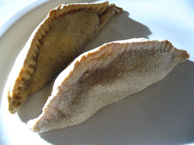 Vegetarian Jamaican Patties