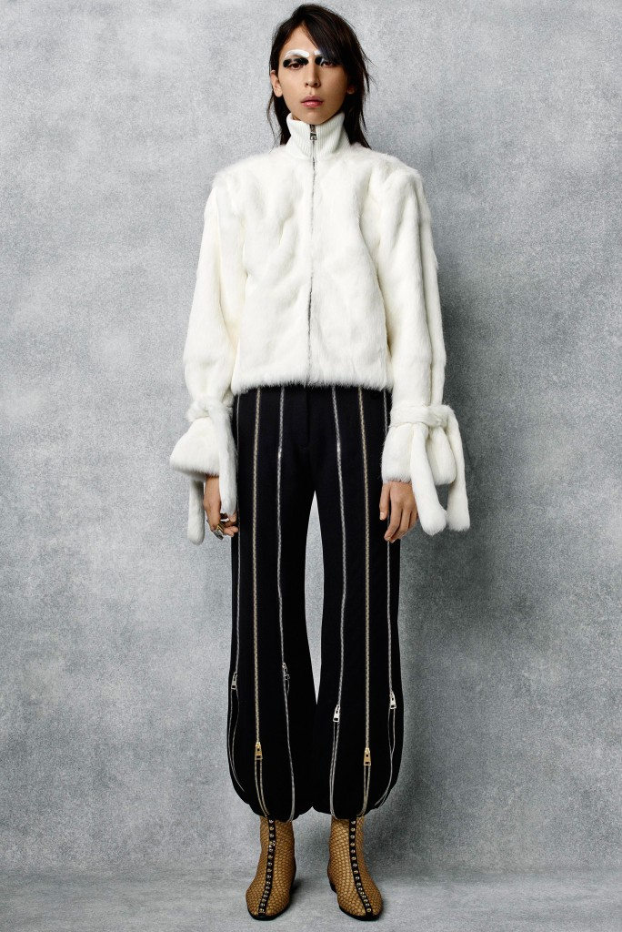 J.W.Anderson Pre-Fall 2016 collection : Cool Chic Style Fashion