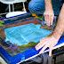 Belajar Buat Silk Screen Printing Mudah