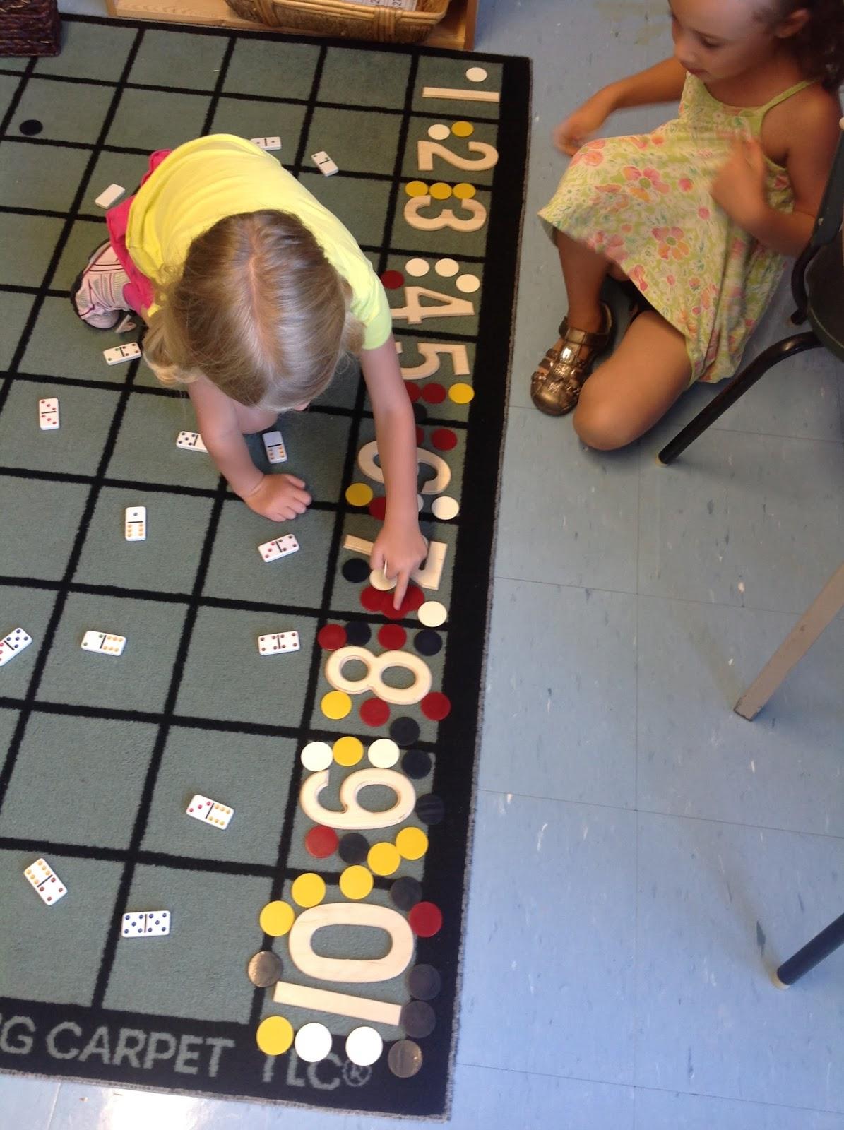 Wonders In Kindergarten Materials That Inspire Creativity