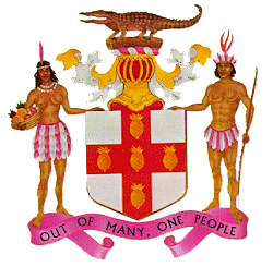 Escudo Jamaiquino