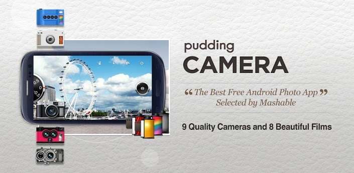 android apps apk: pudding camera 3.0.2 apk download for android - Minion Camera Apk