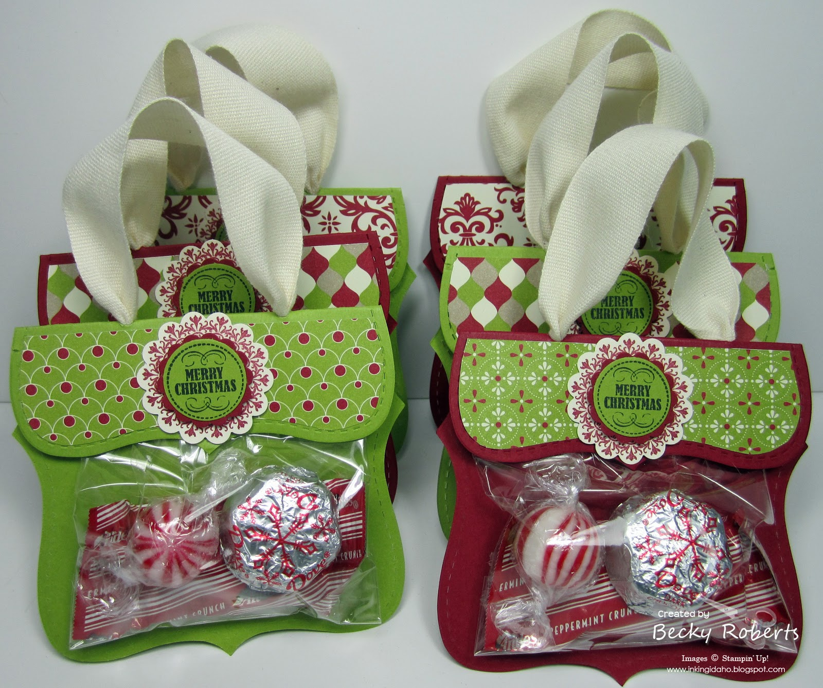 Inking idaho top note candy purses christmas