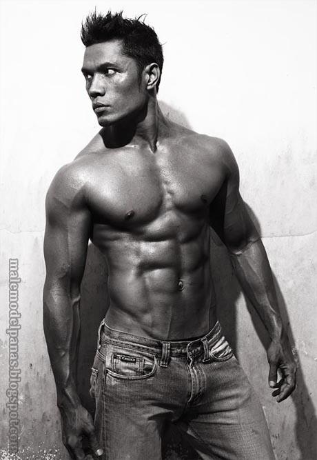 Indonesian muscles men