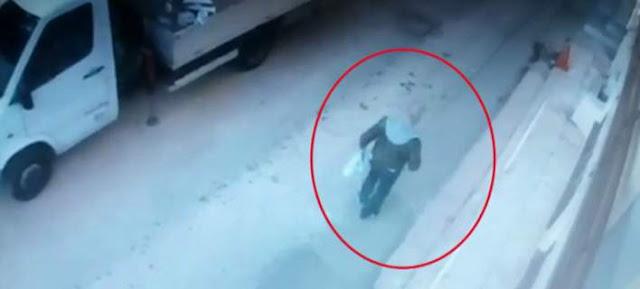 Καρέ-καρέ η σύλληψη του δολοφόνου της Δώρας -Την σκότωσε για 25 ευρώ [εικόνες]