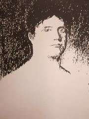 """7.022.Nicoline """"Nina"""" Erika Munch (1782-1843)"""