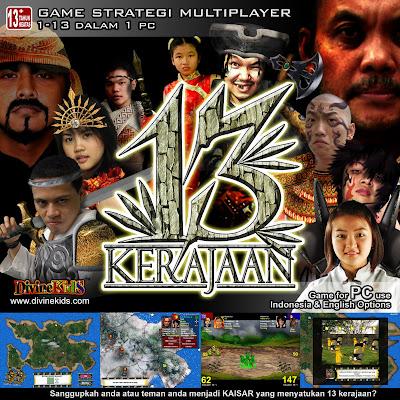 Download game gratis 13 Kerajaan