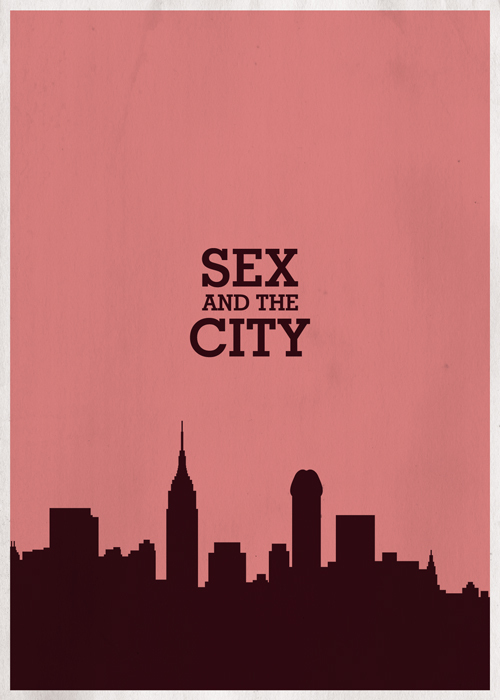which sex in the city character