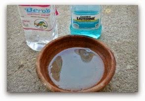 how to kill toenail fungus with listerine