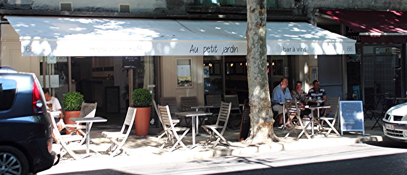 britsn mes uzes coffee morning ForAu Petit Jardin Uzes