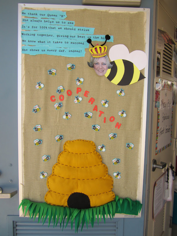 Classroom Decor Bees ~ Teacher bits and bobs queen bee mr t