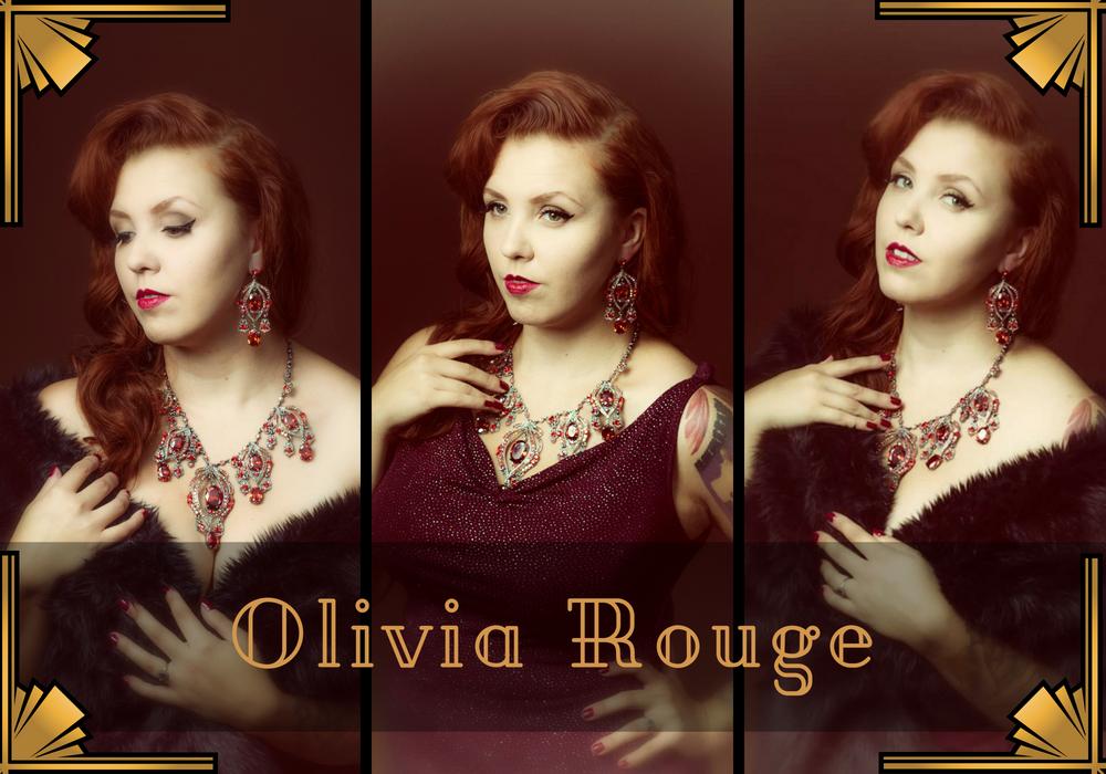 Olivia Rouge Burlesque