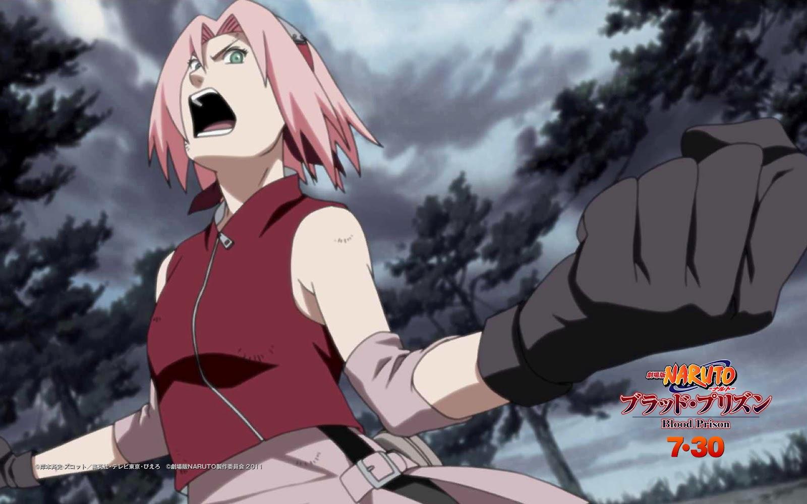 Naruto Shippuden Sakura
