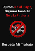 Campaña no a la pirateria