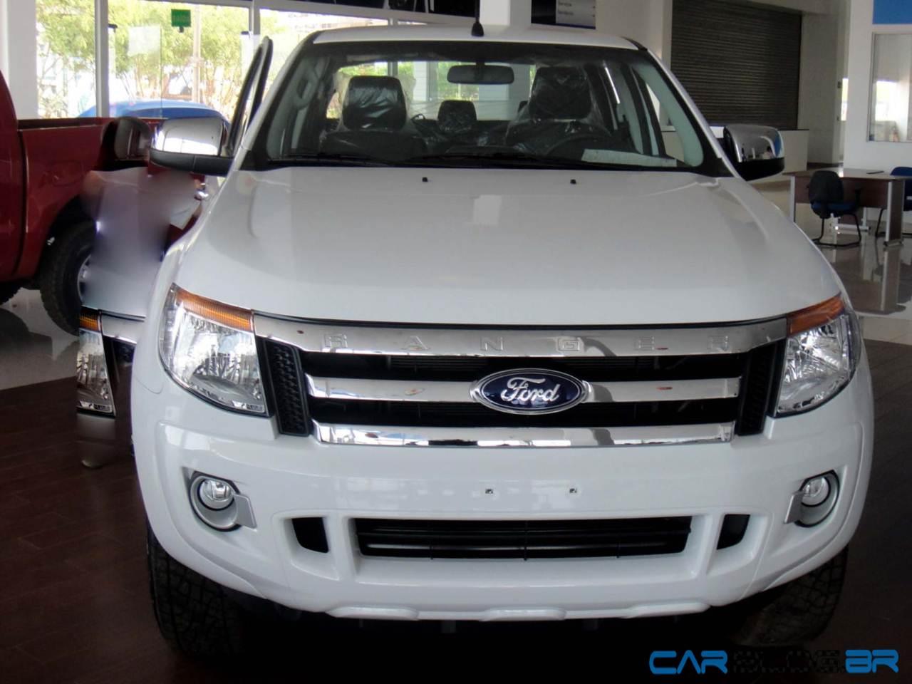 Ford Ranger XLT 2.5 Flex: 6,2 Km/l de álcool