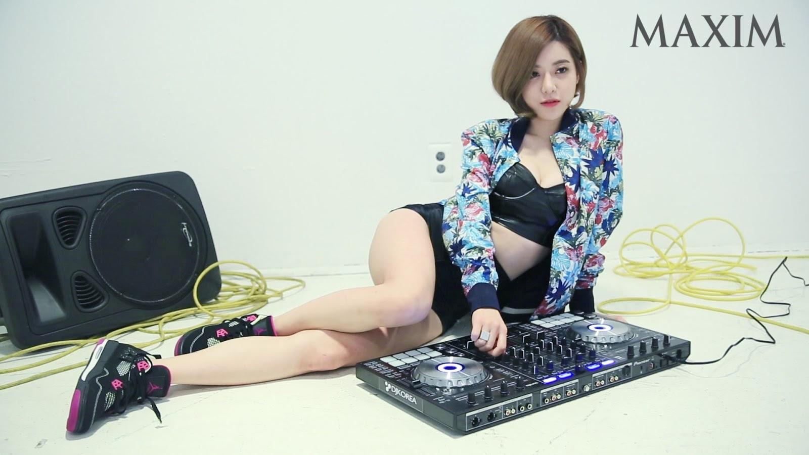 dj soda maxim Korea