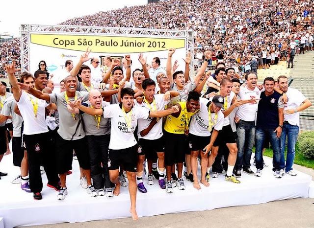 copa são paulo de futebol júnior 2014