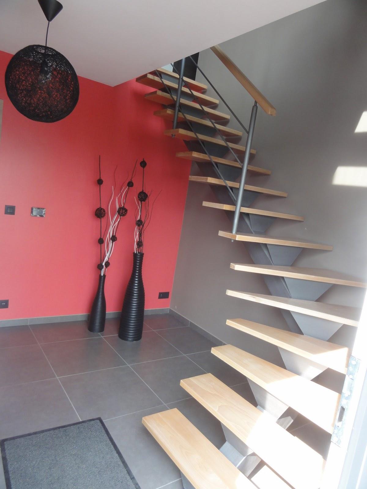 the panda house peinture hall d 39 entr e. Black Bedroom Furniture Sets. Home Design Ideas