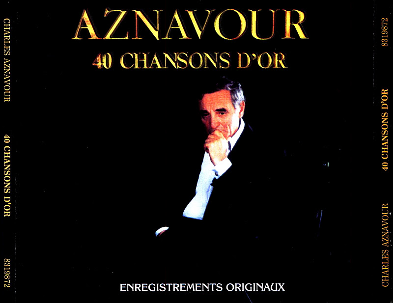 Charles Aznavour - La bohème (Official Lyrics Video) - YouTube
