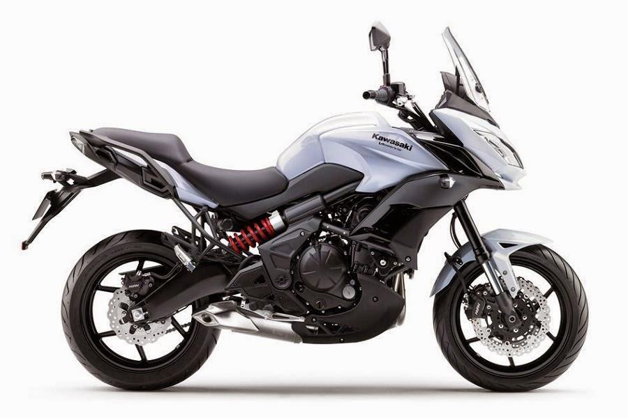 Kawasaki Versys 650 (2015) Side 2