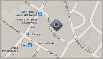 Inmobiliaria Plaza Mayor Mapa