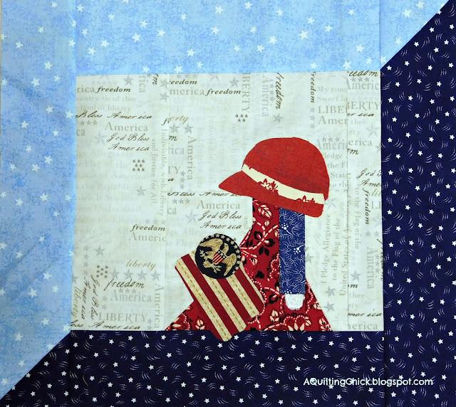 Americana - Betsy Sue Ross Red