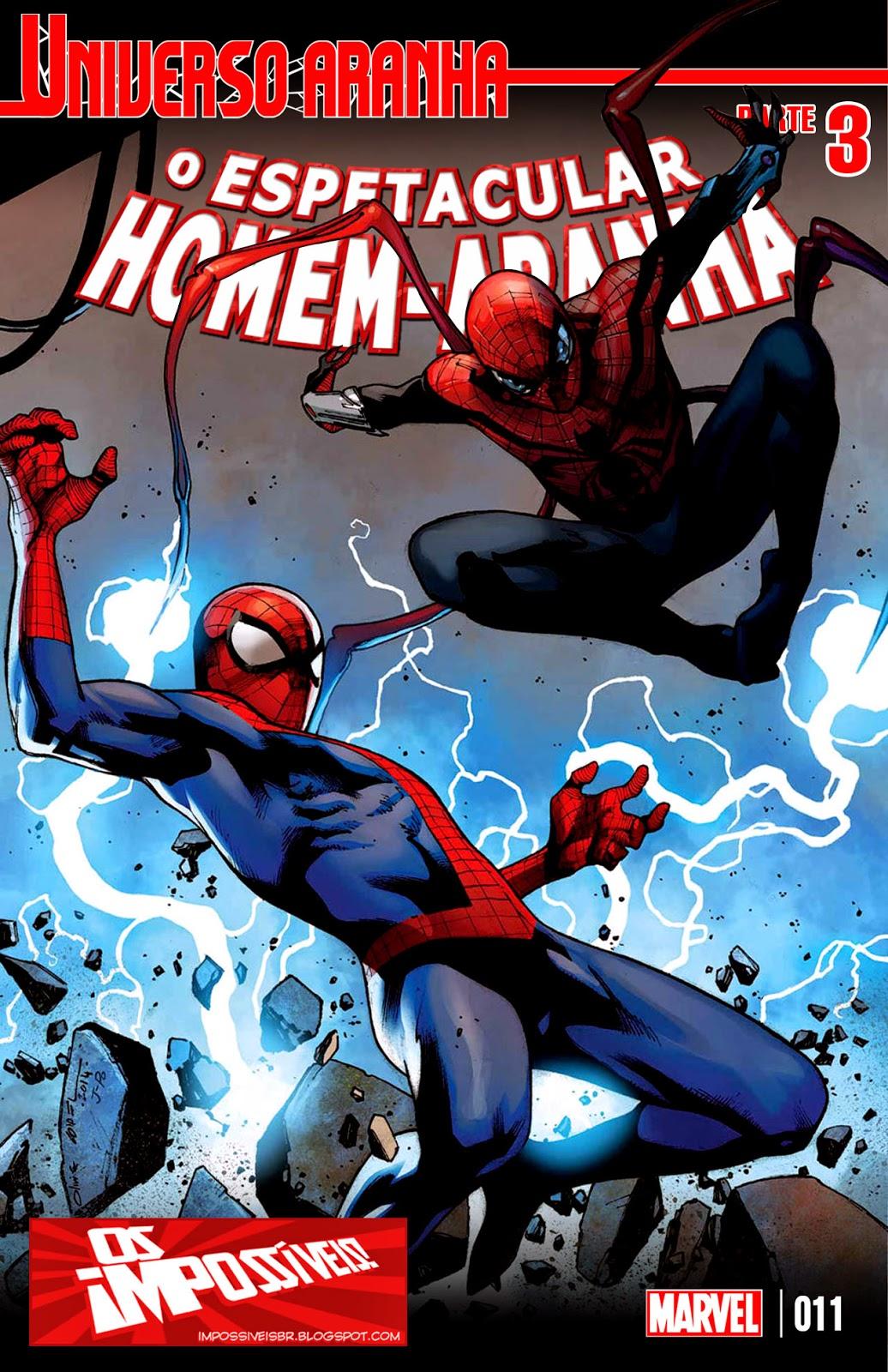 O Espetacular Homem-Aranha #11