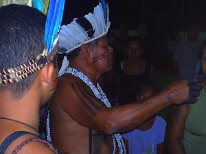 PAIÉ CHICO URUBU (BAÍA DA TRAIÇÃO / PB)...