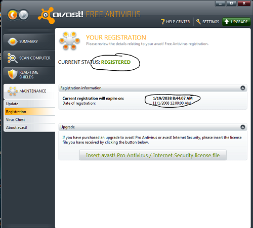 FREE DOWNLOAD AVAST PREMIER ACTIVATION CODE