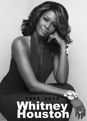 Whitney Houston 2012