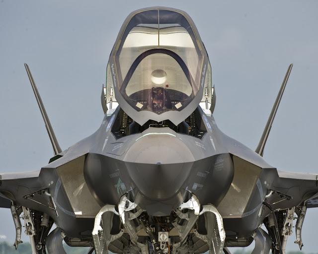 طائرة F-35 الحربية .. أحدث المقاتلات الحربية في العالم