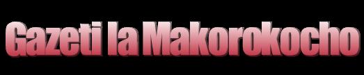 Gazeti la Makorokocho