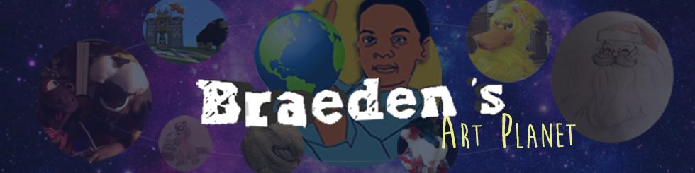 Braeden's Art Planet
