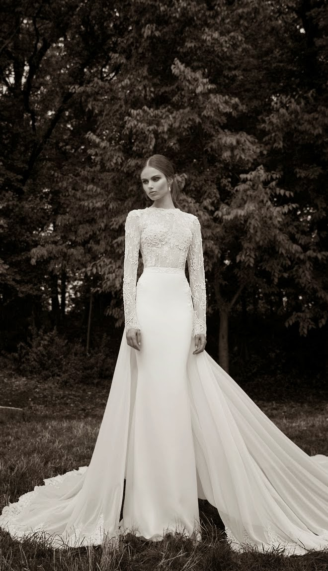wedding dresses berta bridal 2014 passion4luxury
