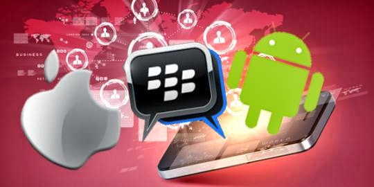 Tips Dan Cara Mendapatkan PIN BBM di Android dan iPhone