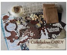czekoladowe candy u Kasi