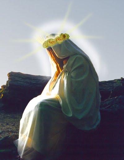 Profecía de Nuestra Señora de la Salette: