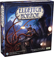 Board Game news Eldritch Horror box