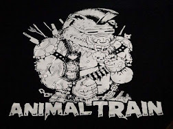 Animal Train Logo Patch