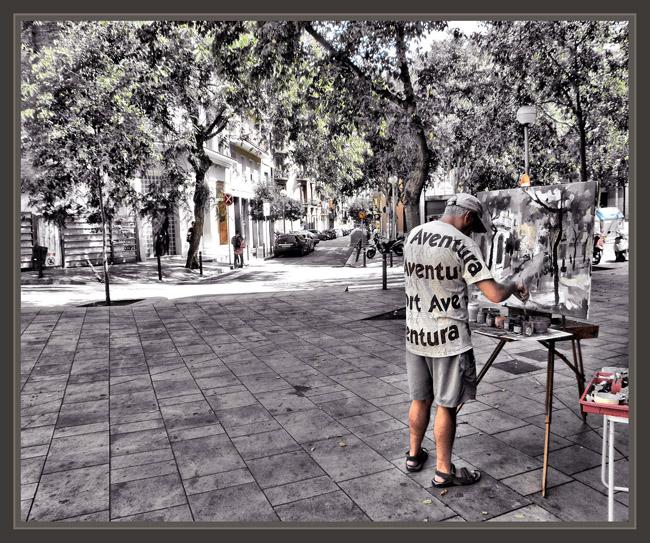 Pintura cuadros fotos ernest descals 30 sep 2011 - Pintores de barcelona ...