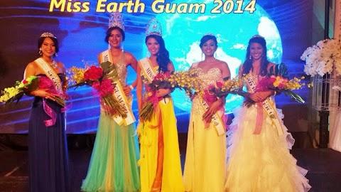 Miss Earth Guam 2014