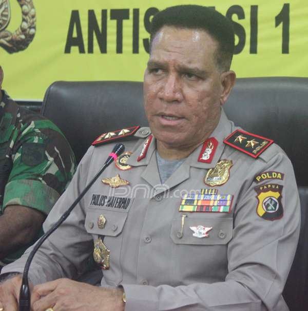 Polda Papua Terus Pantau 33 Aktivis Laksar Jihad Wahabi