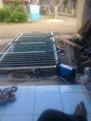 tukang las listrik profesional