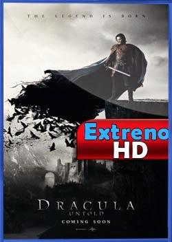 Drácula: La leyenda jamás contada   DVDRip Latino HD Mega