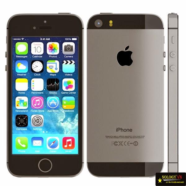 Điện thoại iPhone 5S 64Gb xám cũ