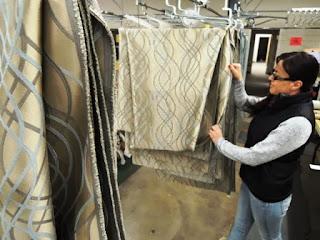 fabric, custom drapery, Energetic, Wesco Fabrics