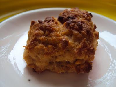 Ciastka z resztek jabłek z sokowirówki i orzechów