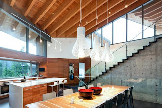 Picture 05 Home Designs That Blend With The Natural Mountain